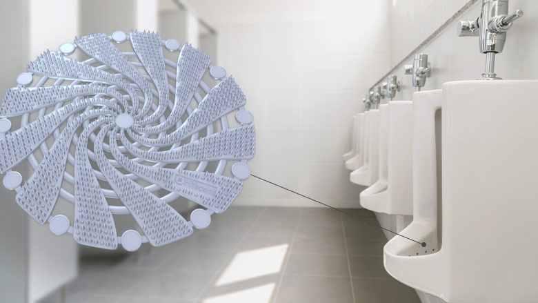 Vortex - Urinal Freshner