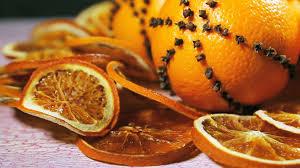 Portocala si cuisoare- Fragrance Family