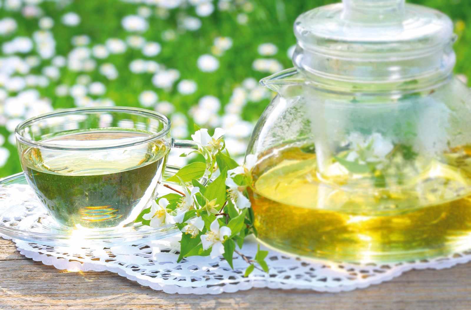 Neroli Spring Tea