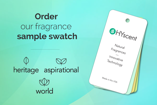 Fragrance Swatch Sample Pack